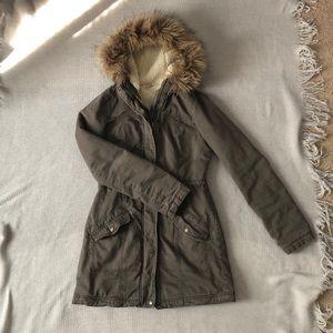 🍁Hollister coat